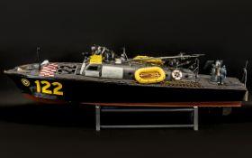R.A.F World War II Air Sea Rescue Launch