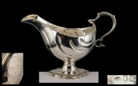 George III 1760 - 1820 Exceptional Silve