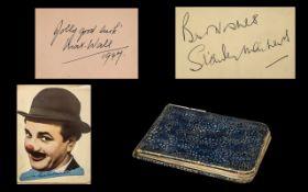Autograph Pocket Book With Blackpool Cir