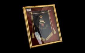 The Royal Hampshire Regiment LXVII- XXXV