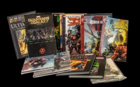 Collection of Marvel Graphic Novels, app