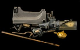 Gunsmith's Cartridge Loading Tools and B