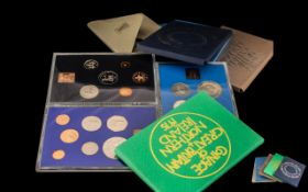 Collection of Coinage of Britain Packs.