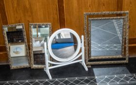 Two Dressing Table Mirrors.