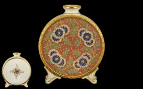 Royal Worcester Stunning Quality - Hand