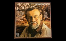 Roger Whittaker Rare First Edition LP Sl