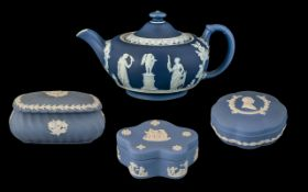 Collection of Wedgewood Pottery includin