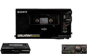 Sony Walkman Professional W-M-D6C Stereo Cassette Recorder Dolby B-C Nr.