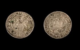 Bohemia Silver Hammered Coin of Charles
