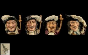 Four Royal Doulton Character Jugs To Inc