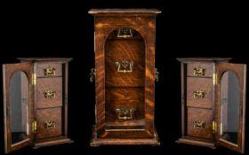 Victorian Period - Twin Handle Rectangul