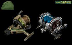 Gilfin Model 1000 Fishing Reel, As New C