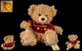 Steiff - 2007 Cosy Year Bear 662522. Com