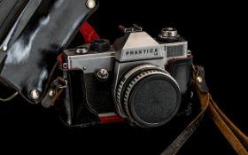 Vintage Pentacon Camera - Pratica, In Or