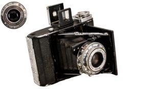 Zeiss Ikonta 521 Folding Camera 6x45 Nov