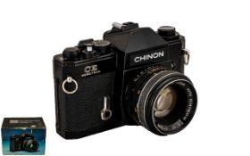 Chinon CE Memotron Electronic Camera 55m