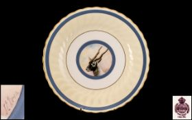 Mintons - Late 19th Century Hand Painted