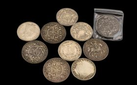 A Collection of Coins.