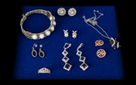 Lovely Collection of Costume Jewellery.