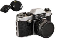 Praktica PL Nova 35mm Film Camera with P
