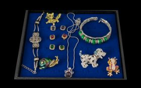 Collection of Costume Jewellery. Include