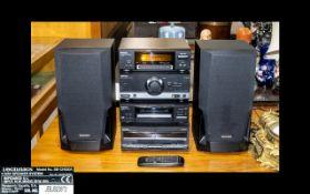 Technics - Superb Hi-Fi Audio System. Co