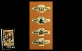 Rare Ritmeester Cigar Band Album ( Rare