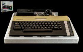 Atari 800 XL Computer System. Serial Num