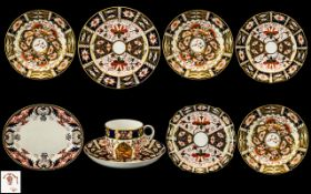 Royal Crown Derby and Derby Crown Porcel