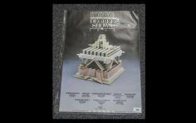 Nottingham Trent Polytechnic Poster 1985, School of Art Degree Shows; unframed, 24 inches (60cms)