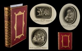Gems by Thomas Worlidge 1768: ''Gems: A Select Collection Of Drawings From Curious Antique Gems;