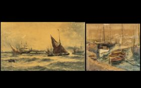 Collection of Three Pictures to include A 20th Century Limited Edition Print Sunderland Flying