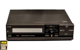 Philips CD-104 CD Player. TDA 1540 DAC/N