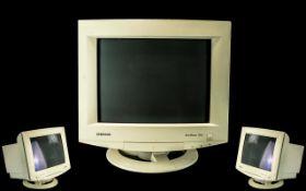 Samsung Sync master 17GL1 Colour Monitor