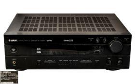 Yamaha RDS Natural Sound AV Receiver. Mo
