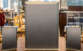 Rolex - Official and Large Original Shop Window Display Stand / Board, Raised on Aluminum Base,