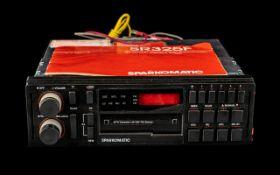 Sparkomatic SR325F L.W.MW.FM Stereo Car