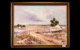 Wilhelm Ploner - South African Artist si