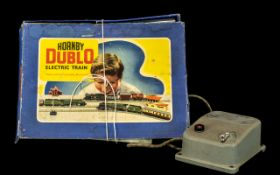 Vintage Hornby Electric Dublo Tank Goods