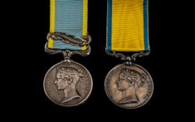 Pair Of Medals Baltic Medal (Unnamed As