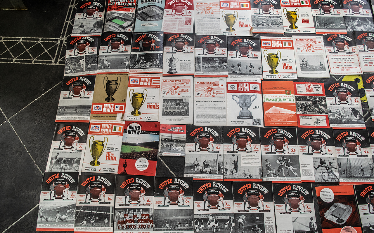 Manchester United Interest - Collection - Image 4 of 9