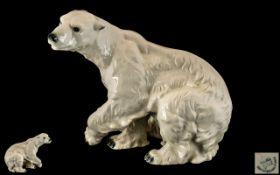 Royal Dux Large and Impressive - Porcela