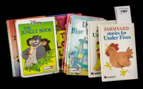 Collection of Ladybird Books for Childre