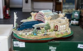 Limited Edition Lilliput Lane Model 'The