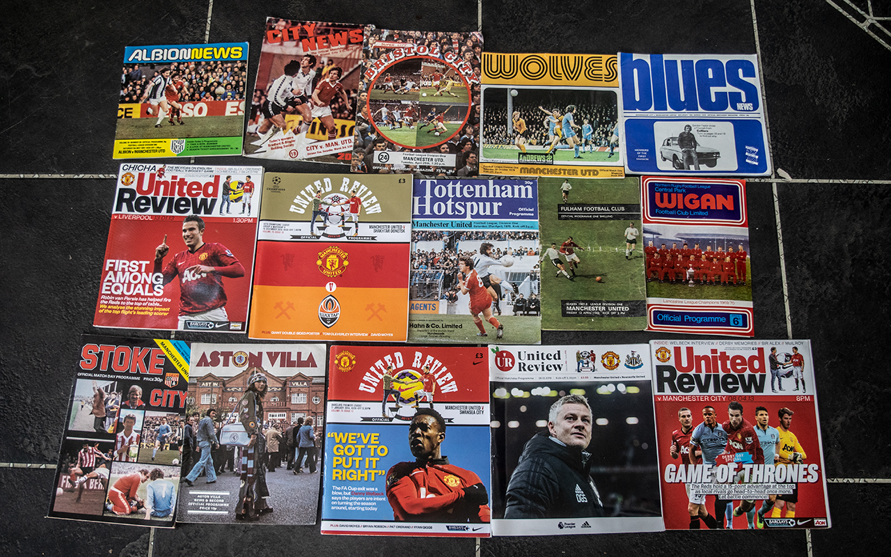 Manchester United Interest - Collection - Image 6 of 9