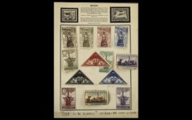 Stamp Interest Extensive Old Time Europe