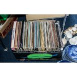 Collection of Vinyl Albums, approx 50 assorted, including children's music, dance party,