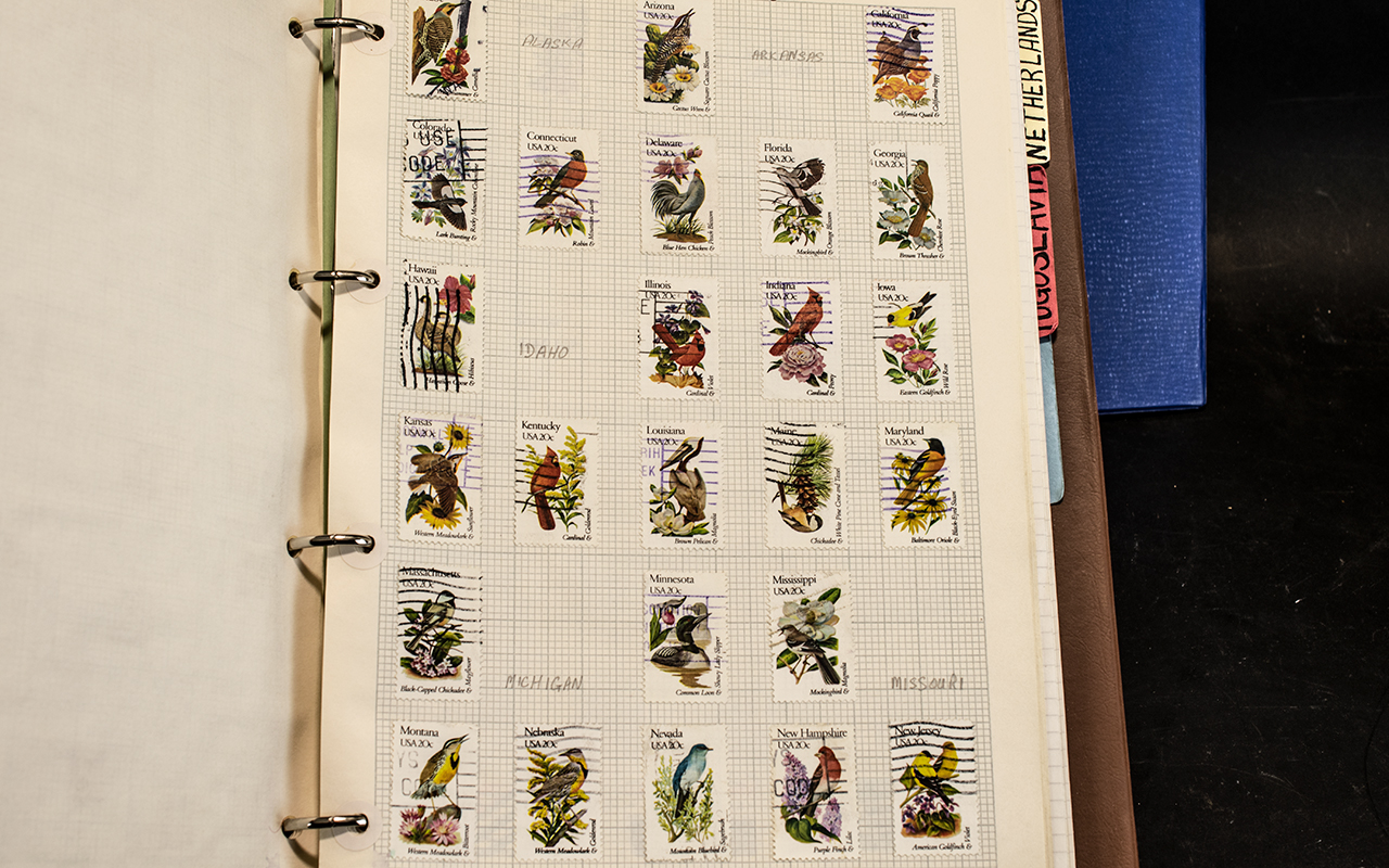 A Collection of Assorted Stamp Albums. - Image 3 of 5