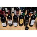 Excellent Collection of Assorted Vintage Wines - Some Medal Winners ( 6 ) Bottles In Total,