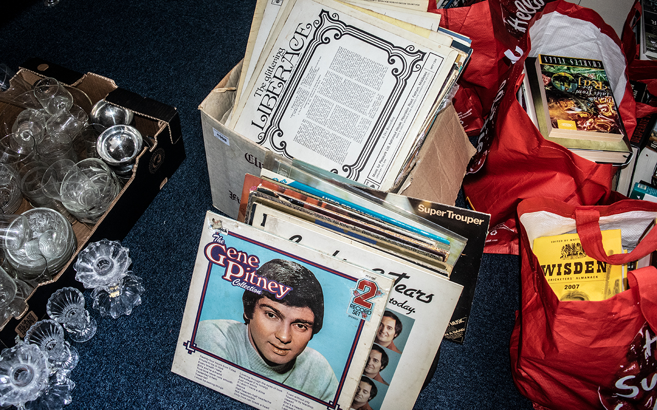 Large Collection of Vinyl Albums, all genres, including Andy Williams, Jack Jones, Carpenters, Abba,